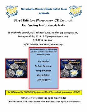 First Edition Showcase - CD Launch