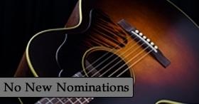 No New Nominations