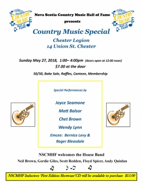 Country Music Special